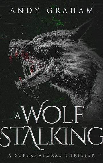 A Wolf Stalking